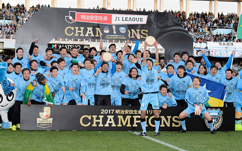 Jリーグは世界リーグランキング何位? 国際サッカー歴史統計連盟が2018年版を発表