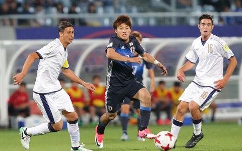 どこよりも早い採点…U20日本、堂安2ゴールでイタリア戦ドロー。3位で決勝T進出決定
