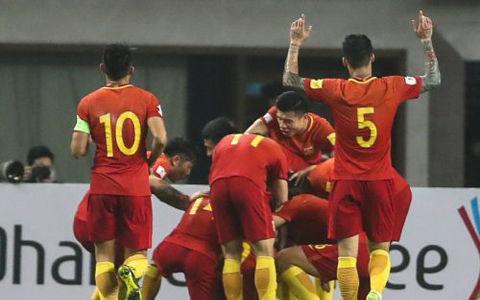 韓国が痛恨の完封負け、A組3位転落危機…中国が最終予選初勝利