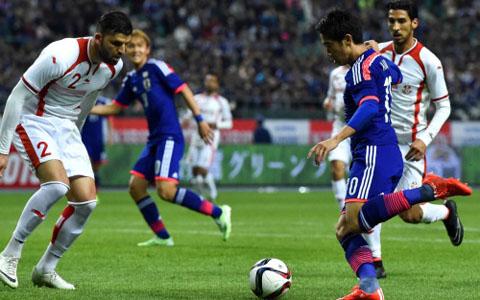 日本×チュニジア…サッカーダイジェスト取材記者の採点&寸評