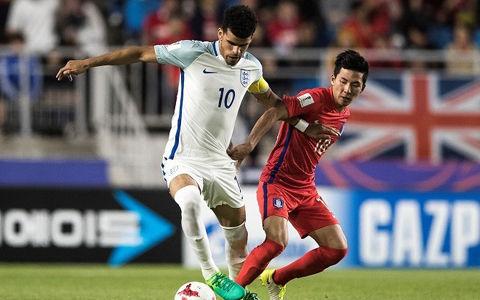 U-20イングランドが首位通過…韓国、初黒星で2位転落