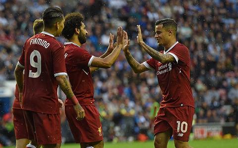 クラブ史上最高金額でリヴァプール移籍のサラー、親善試合で初ゴール…試合は1-1で終了