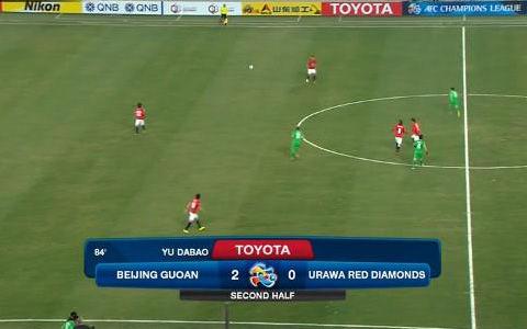 浦和、ACL3連敗でグループステージ突破が苦しく…北京国安に完敗