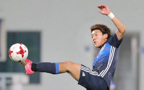 U-20日本、W杯ベスト16進出!堂安が躍動、2点差追いつきイタリアとドロー