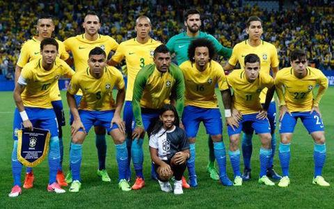 ブラジル代表にG・ジェズス、D・ルイスらが復帰…ネイマールは休養のため招集外