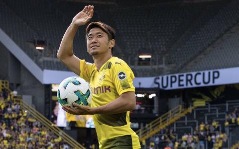 香川がついにベンチ入りか…ドルトムント、DFBポカール1回戦の予想スタメン発表