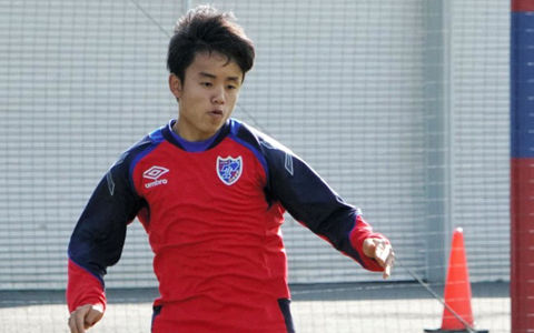 FC東京15歳久保建英がトップ合流、J1戦士たちの目にはどう映った…