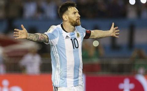 豪華攻撃陣共演のアルゼンチン、メッシのPK弾でチリに勝利…2連勝で3位浮上