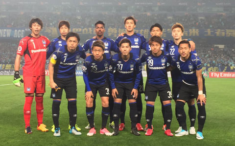 G大阪、前半3失点で中国の江蘇に完敗…グループ最下位に転落
