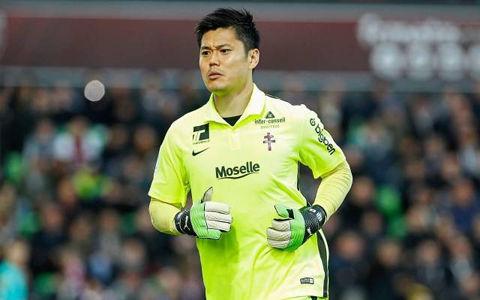 メス川島永嗣、2戦連続先発で初の無失点勝利。チームを1部残留に導く