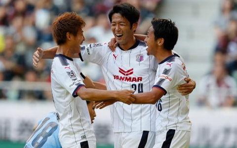 山村が1得点1アシスト!C大阪が神阪ダービー制し3連勝…暫定3位浮上