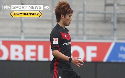 渡辺凌磨、インゴルシュタットと契約延長…今季中ブンデスデビューも