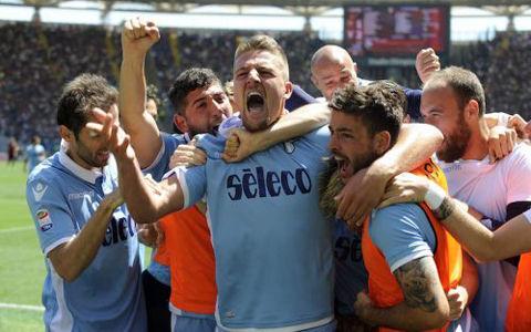 ラツィオがケイタ2発などでダービーに快勝!ローマは優勝遠のく敗戦