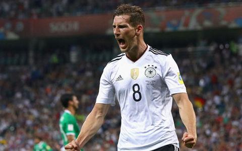 ドイツ、メキシコに完勝し決勝進出…ゴレツカが序盤2分間で圧巻の2ゴール