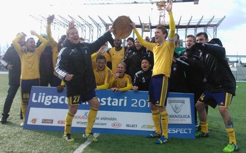ハーフナーがダメ押し弾!ヘルシンキのリーグ杯優勝に貢献