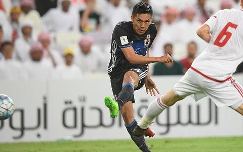 日本×UAE戦、採点と寸評…日本が大一番で完勝!今野が、久保が、UAEの地で躍動