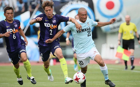広島、最後まで粘り勝ち点1…俊輔欠場の磐田3試合勝ち星なし