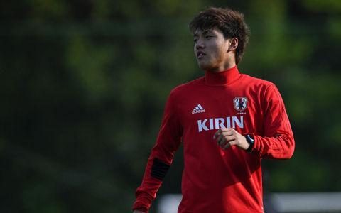 米メディア「U-20W杯必見の10人」に日本の堂安選出…「強みは左足のシルキータッチ」と絶賛