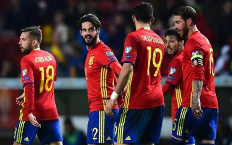 スペイン、大量4得点でイスラエルを撃破…3連勝で首位の座を守る