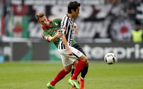 長谷部が日本人最多出場記録更新も…フランクフルトは逆転負けでリーグ4連敗