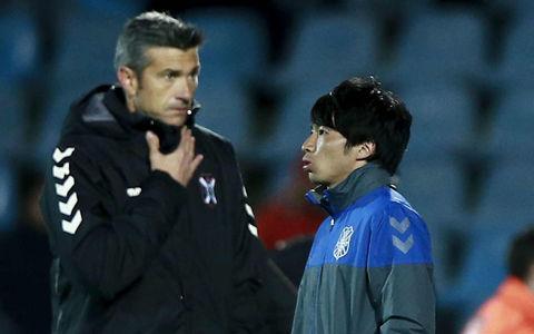 柴崎岳、スペインデビューに向けて着々...19日のレウス戦で「普通の試合展開」なら出場か