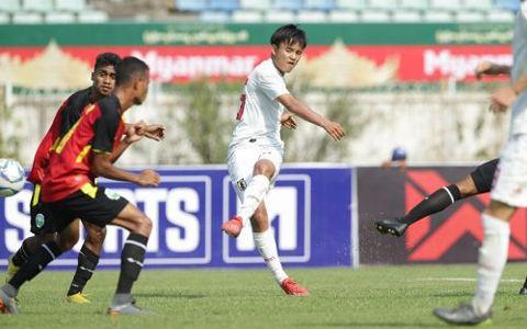 初先発の久保建英は2得点の活躍…U-22日本代表が6ゴールで連勝