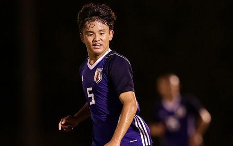 「チャンスだと思った」 殊勲のU-19日本代表FW久保、芸術的決勝FK弾に安堵