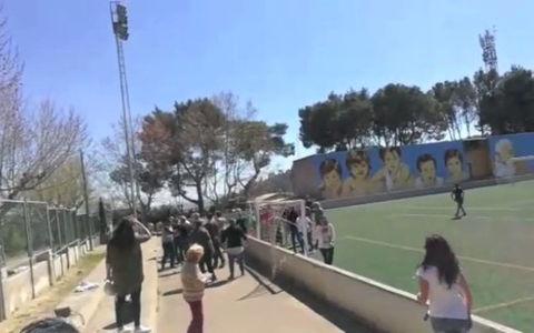 子供のサッカーで親同士が乱闘。「恥ずべき」とスペインメディアが非難