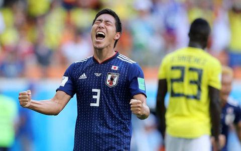 昌子源が初めてのワールドカップ...