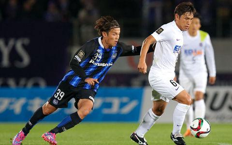 ガンバ大阪2度勝ち越しも痛恨退場者…後半AT2発で広島大逆転!