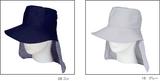 かくれん帽 紫外線対策 帽子