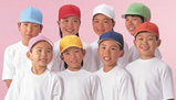 体操帽子 スクラム
