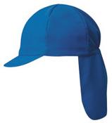 UV対策帽子 スクラムプラス 10ブルー 大