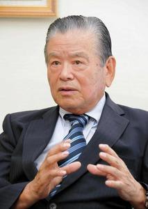 川淵三郎氏、本田圭佑について「将来、サッカー協会会長になったら面白い」 視野の広さ絶賛