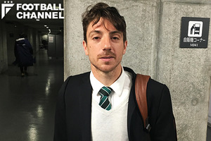 <YOUはどうしてJリーグに?>FC岐阜の元スペインU-21代表MFシシーニョ。ついに叶った日本移籍