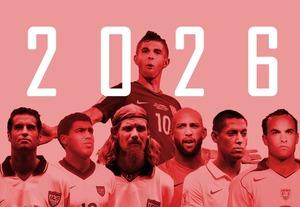 <2026年W杯招致>アメリカ、メキシコ、カナダの3カ国が共同開催で名乗り!共同声明を発表