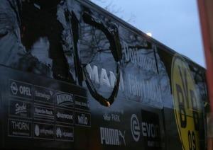 <UEFA-CL>チームバス付近で爆発…ドルトムント、モナコ戦の延期を発表
