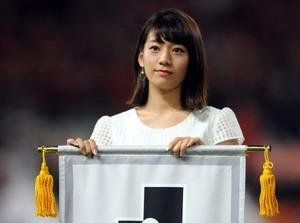<佐藤美希のJリーグ女子マネージャー続投決定!>就任3年目へ「新たなファンを増やしたい」