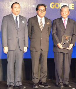 <日本サッカー協会の最高顧問・川淵三郎氏>カヌー連盟に「間抜けな協会がありますよね」「幼稚園レベルですよ」