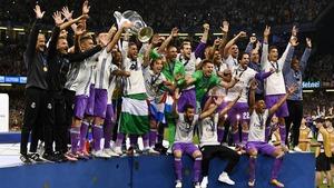 <DAZN>チャンピオンズリーグ、ヨーロッパリーグ、スーパーカップの独占放映権を獲得!2018-19シーズンから3年間