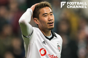 【サッカー】<香川真司>ベシクタシュ完全移籍はなし?クラブはパフォーマンスに不満か....7試合に出場して3ゴール1アシストを記録