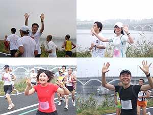 1029手賀沼マラソン01