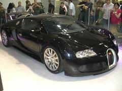 Bugatti Vetron1