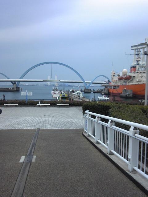 名古屋港入口
