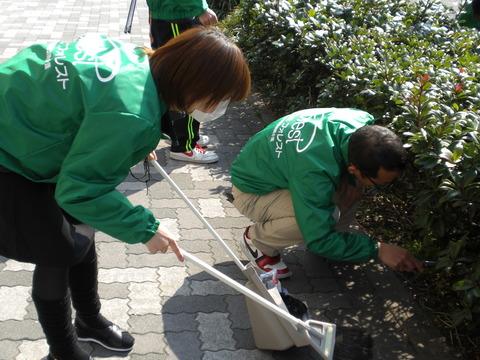 地域清掃活動 139