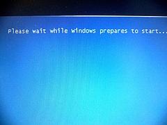 Windows XP 再セットアップ