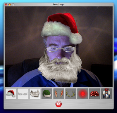 SantaSnaps ScreenShot