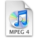 MPEG4 Audio (.m4a)