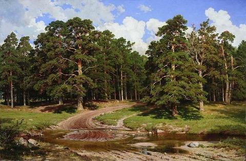 forest_ivan_ivanovich_shishkin