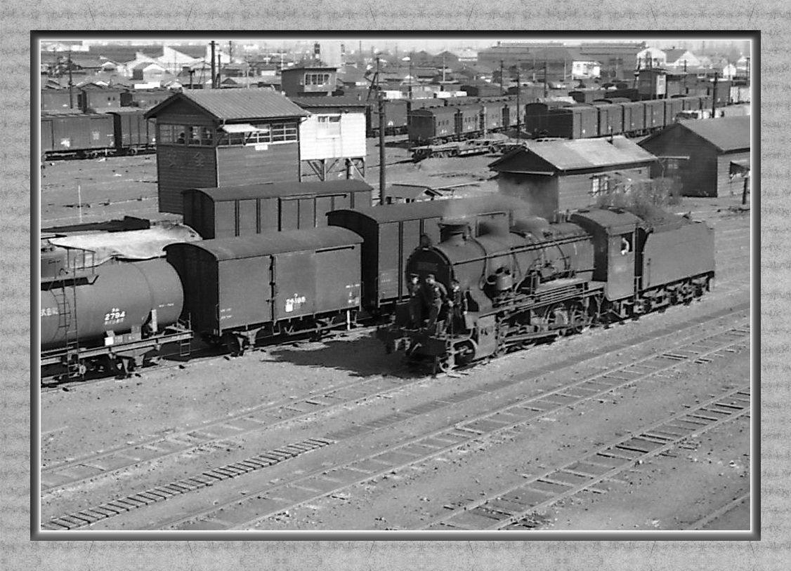 蒸気機関車は永遠に  品鶴線コメント                forever_sl